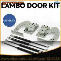 Lambo Kit de boulon de porte universel   Réglable à 90 degrés la plupart des portes verticales de voiture
