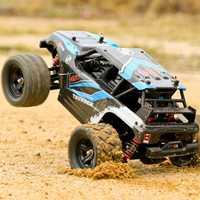 Rc voiture 1: 18 rapport direction différentiel contrôle 4wd heure vitesse 50km quatre roues motrices escalade tout-terrain course alliage matériel