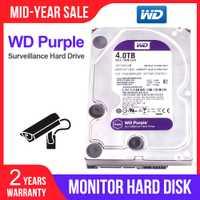 Western Digital WD vigilancia púrpura 4TB 3,5