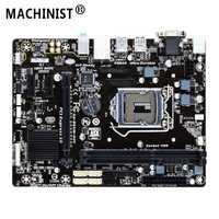 Pour Gigabyte B85M-D2V carte mère de bureau MB Intel B85 LGA 1150 Micro ATX DDR3 16GB SATA3.0 PCI-E 3.0 100% entièrement testé