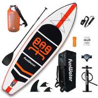 FunWater Gonflable Planches de Stand Up Paddle 11