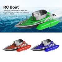 Al T10 RC barco inteligente inalámbrico cebo de pesca eléctrico de Control remoto barco de pesca reflector de juguete regalos para niños