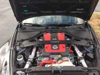 Pour Nissan 370Z Fairlady Z Z34 2009-2020 capot avant capot modifier les entretoises à gaz en FIber de carbone amortisseur ascenseur Supports absorbeur