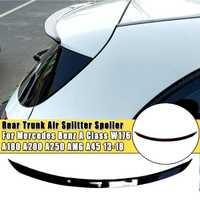 Becquet de séparation d'air peint pour Benz   Pour coffre arrière, pour Benz classe A W176 A180 A200 A250 pour AMG A45 2013 2014 2015-2018