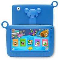 Bebé niños juguetes de aprendizaje tableta portátil Bluetooth + Wifi niños aprendizaje tableta cubierta protectora 7 pulgadas 1024x600 UE macho tablet