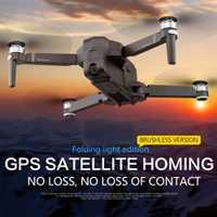 Drone OTPRO F1 GPS avec caméra Wifi FPV 1080P sans balai quadrirotor 25 minutes de temps de vol contrôle gestuel pliable Drone RC