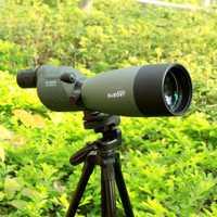 Lunette de visée svbony 25-75x70 Zoom télescope SV17 BAK4 prisme puissant monoculaire chasse Spyglass étanche longue portée optique
