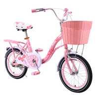 16/20 pulgadas niño bicicleta niña 789 10/15 años pupilo niña coche princesa regalo de cumpleaños para niños