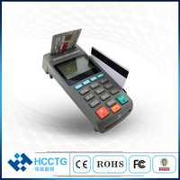 Lecteur de carte EMV 4 en 1 sécurité de bureau e-paiement ATM POS USB Pinpad sécurité USB e-paiement POS Pinpad avec écran LCD Z90PD
