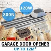 Contrôleur de moteur de porte de Garage du moteur 800N d'ouvreur de porte de Garage, opérateur de porte sectionnelle de 120 mm/s avec à télécommande