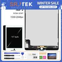 Pour iPad Air 2 LCD A1567 écran tactile A1566 remplacement pour iPad 6 Air 2 LCD numériseur matrice écran assemblée Air2 pièces