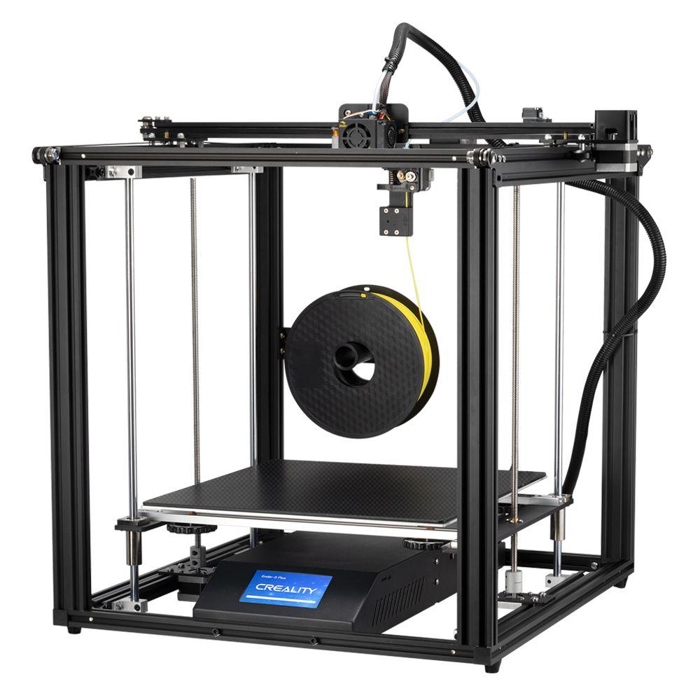 PXA US $549.00 CREALITY 3D Ender-5 Plus 3D Printer 350*350*400MM Resume Print Filament Sensor With BL touch