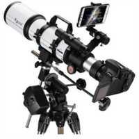 TIANLANG HD astronomie télescope étudiant adulte vue paysage étoile professionnel observation des étoiles 80EQ-DL