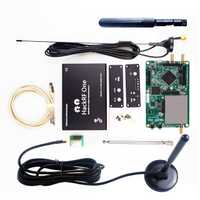 1 pièces de carte de développement de plate-forme Radio HackRF définie par logiciel Kit de carte de Demoboard RTL SDR récepteur de Dongle jambon une pièce Radio 1 MHz-6 GHz