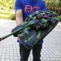 Super télécommande réservoir charge bataille peut lancer cross-country suivi télécommande véhicule garçons jouer