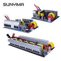 SUNYIMA 1Pc onduleur à onde sinusoïdale Pure carte DC 24V à AC 220V 300W 500W 600W convertisseur 24V technique de haute qualité