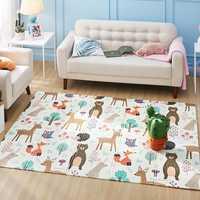 XPE bébé mousse tapis de jeu ramper Pad enfants tapis pliant enfants escalade tapis jouets maison chambre décoration tapis de jeu Gym activité