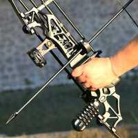 30-50LBS poignée en métal arc classique pour tir à l'arc droitier tir à l'arc jeu de chasse pratique outil acheteur russe peut acheter