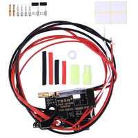 T238 Module de contrôle d'incendie électronique MOSFET Programmable pour boîte de vitesses XWE M4/JM Gen.9/FB/Kublai/Jingji/JQ No.2
