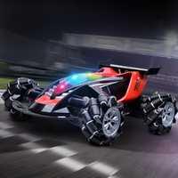 4WD todoterreno RC coche de juguete 1/10 neumático de truco Drift 360 grados de giro de carreras vehículo regalo DC112