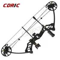 Ensembles d'arc et de flèche à poulie composée 30-70 lbs réglable chasse à l'arc Sports de plein air chasse tir
