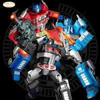 32CM transformación Oversize YX MPP-10 MMP10 Metal parte Robot Commander Diecast colección figura de acción juguete de niños y niñas modelo