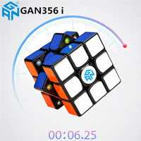 Meilleur GAN 356i 2 3x3x3 cube magique magnétique GAN 356 i V2 3x3 vitesse gan356 3x3x3 cube compétition Cube GAN356 i puzzle cubo magico