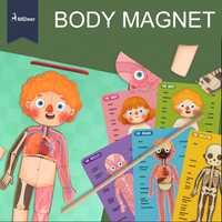 MiDeer corps Cognition cartes aimant Puzzle amusant biologie Science éducatif jouets d'apprentissage précoce pour enfants cadeau d'anniversaire MD2031