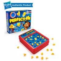Hasbro Perfection jeu famille nuit plaisir jeu Hippos faim Trivial poursuite piège à souris ne pas briser la glace devinez qui enfants enfant