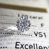 Rond taille brillant 1.0ct Carat 6.5mm E F couleur Moissanites lâche pierre diamant bague bijoux bracelet matériel de haute qualité