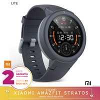 -Garantie officielle Amazfit en espagne-Xiaomi Amazfit Verge Lite Sports-batterie 20 h   GPS Smartwatch + GLONASS   capteur Frecu
