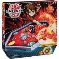 Ensemble de jeu Spin maître arène Bakugan