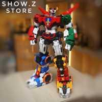 [Show. Z Store] Titan Power TitanPower TP TP-01 TP01 Titan bête roi Chogokin Voltron avec figurine LED