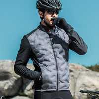 Santic 2018 nuevo invierno mantener caliente ciclismo chaquetas Jersey de punto de manga larga a prueba de viento de la bici de La Luz hombres ropa M8C01094