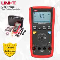 UNI-T UT612 100 KHz medidor LCR precisión de frecuencia; frecuencia/resistencia/inductancia/condensador de mesa almacenamiento de datos analógicos/Bar gráfico relativa/modo
