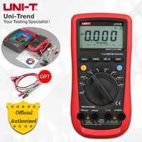 UNI-T UT61A/UT61B/UT61C/UT61D/UT61E Auto de la gama multímetro Digital; resistencia/capacitancia/frecuencia/temperatura prueba RS-232