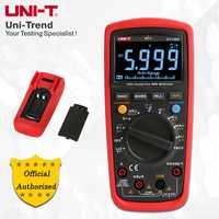UNI-T UT139S/UT139E multímetro Digital de verdadero valor eficaz (RMS); precisión multímetro Digital; LPF (ACV) /LoZ (CAV) prueba NCV/prueba de temperatura