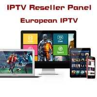 IPTV PANEL revendedor panel de control sistema para Android tv box Enigma2 Mag dispositivo Smart tv acosador stb de la PC del teléfono de trabajo