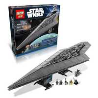 Lepin star wars super star destroyer 05028 legoing 10221 star wars super star destroyer modèle bloc de construction brique