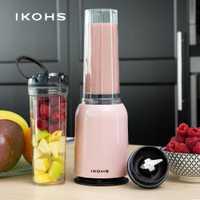 IKOHS MOI SLIM G.L.A.S.S mélangeur rose 400 ML Portable mélangeur jus automatique légumes fruits presse-agrumes Orange électrique tasse Smoothie