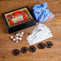 Table de jeu N Lotto fût de boîte en plastique