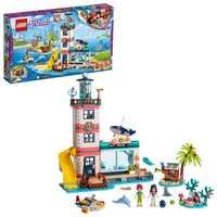 Concepteur Lego Friends 41380 centre de sauvetage sur