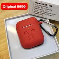 Nouveau i9000 TWS Smart in-ear Check Sensor sans fil écouteur 8D Super basse Bluetooth 5.0 écouteurs pk h1 puce i800 i1000 i2000 tws