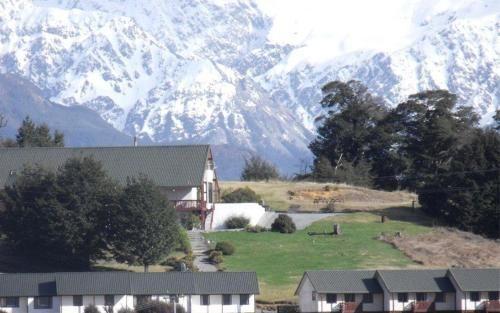 Bealey Hotel in Arthur's Pass - Canterbury - NZ