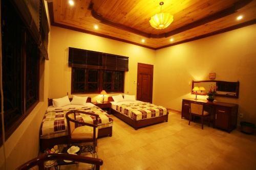 Green Eye Resort in Xóm Bà Ð? - Binh Duong - VN