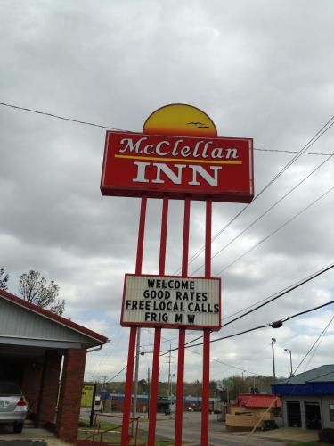 McClellan Inn in Anniston - Alabama - VS