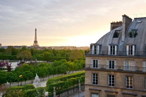 Regina in Parijs Frankrijk Frankrijk