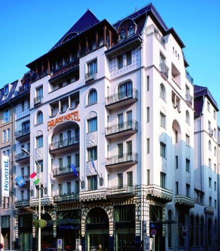 Novotel Budapest Centrum in Boedapest Hongarije Hongarije