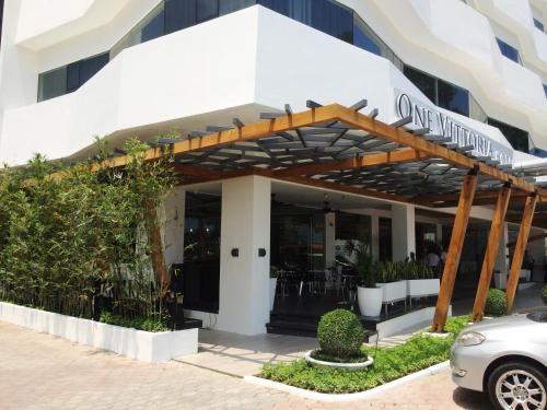 One Vittoria Hotel in Vigan - Luzon - PH