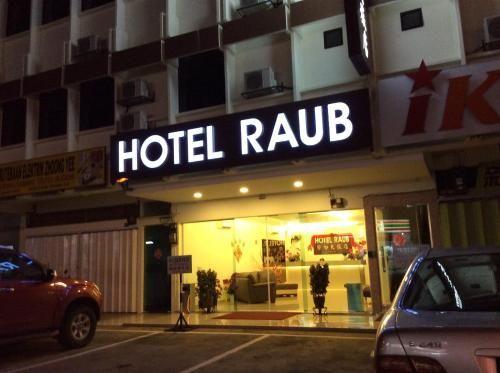 Hotel Raub in Raub - Pahang - MY